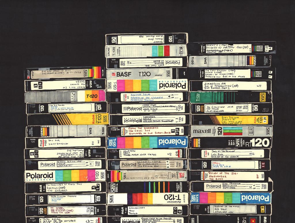 VHS Mashups